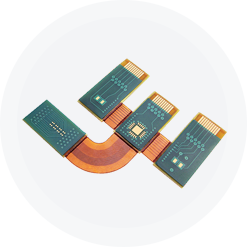 Rigid & Flex Printed Circuit Board express prototyping and PCB